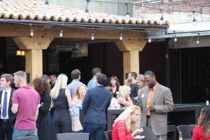 Second Tuesday With the Downtown Raleigh Alliance at Mulino