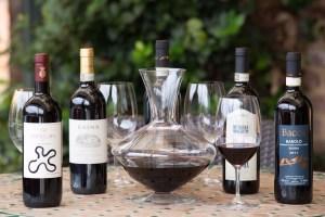 Italian Wine Dinner – Thursday, October 12, 2017