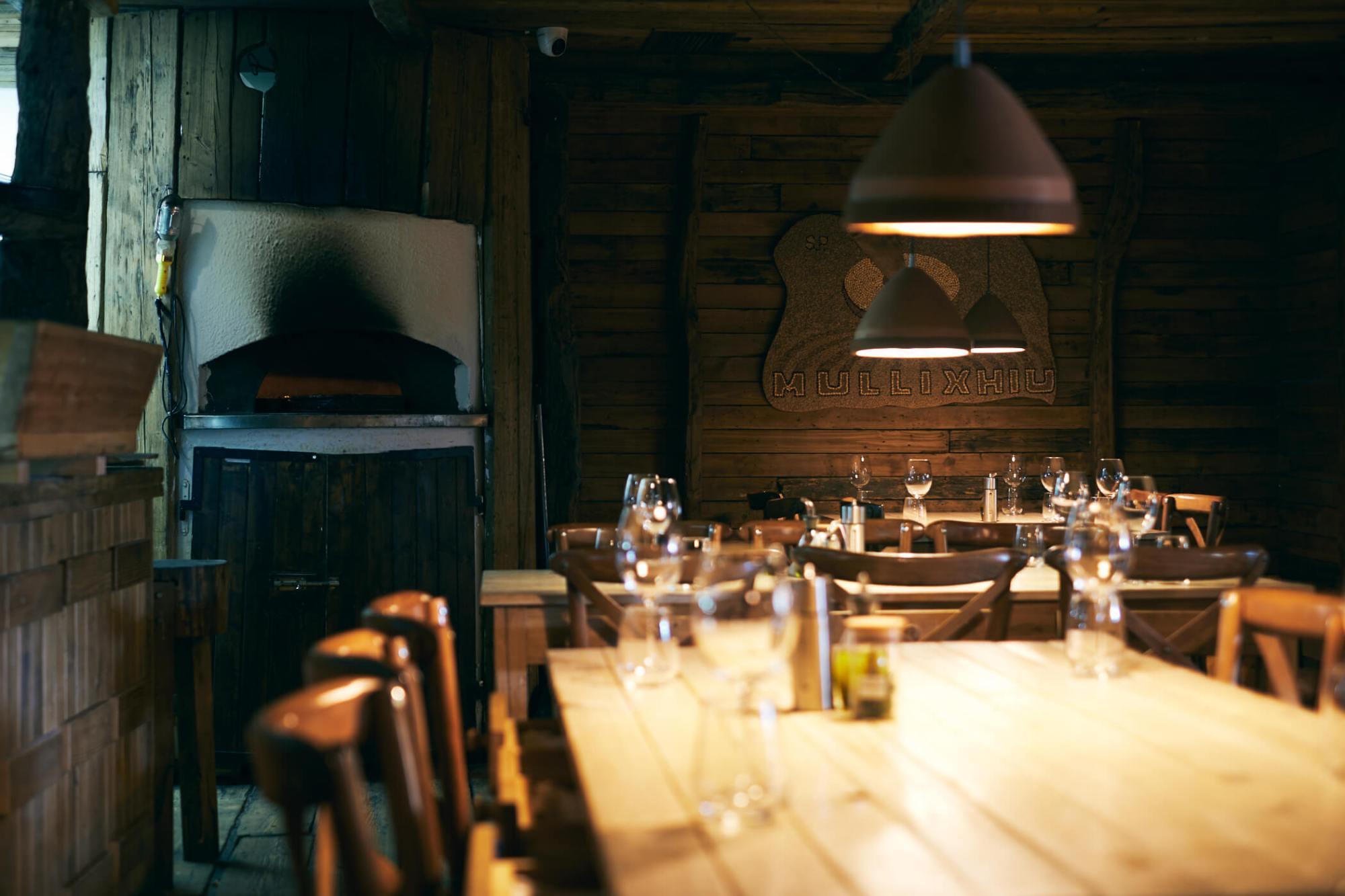 Restaurant Mullixhiu, Dining Room Bakery