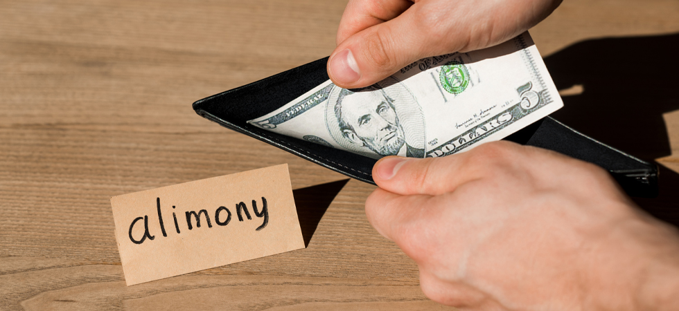 Alimony Questions