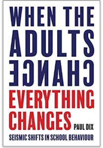 Paul Dix' book When The Adults Change Everything Changes