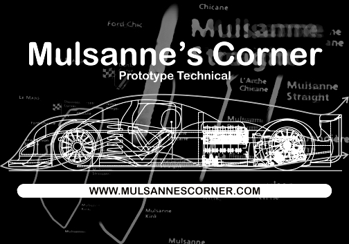Mulsanne's Corner