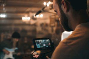 Filmagem e Edição