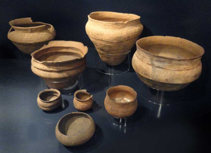 ceramica tupi guarani