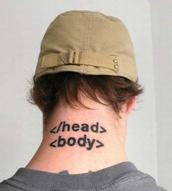 html-tattoo