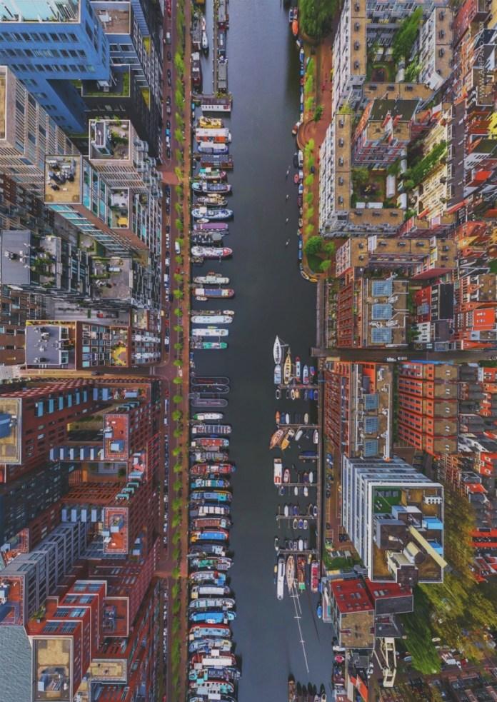 Westerdok District, Amsterdam