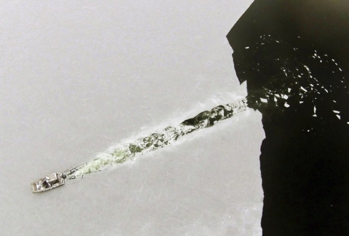 Barco Gelo