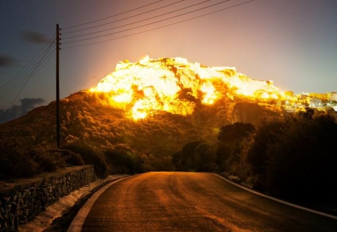 Explosão Ilusão