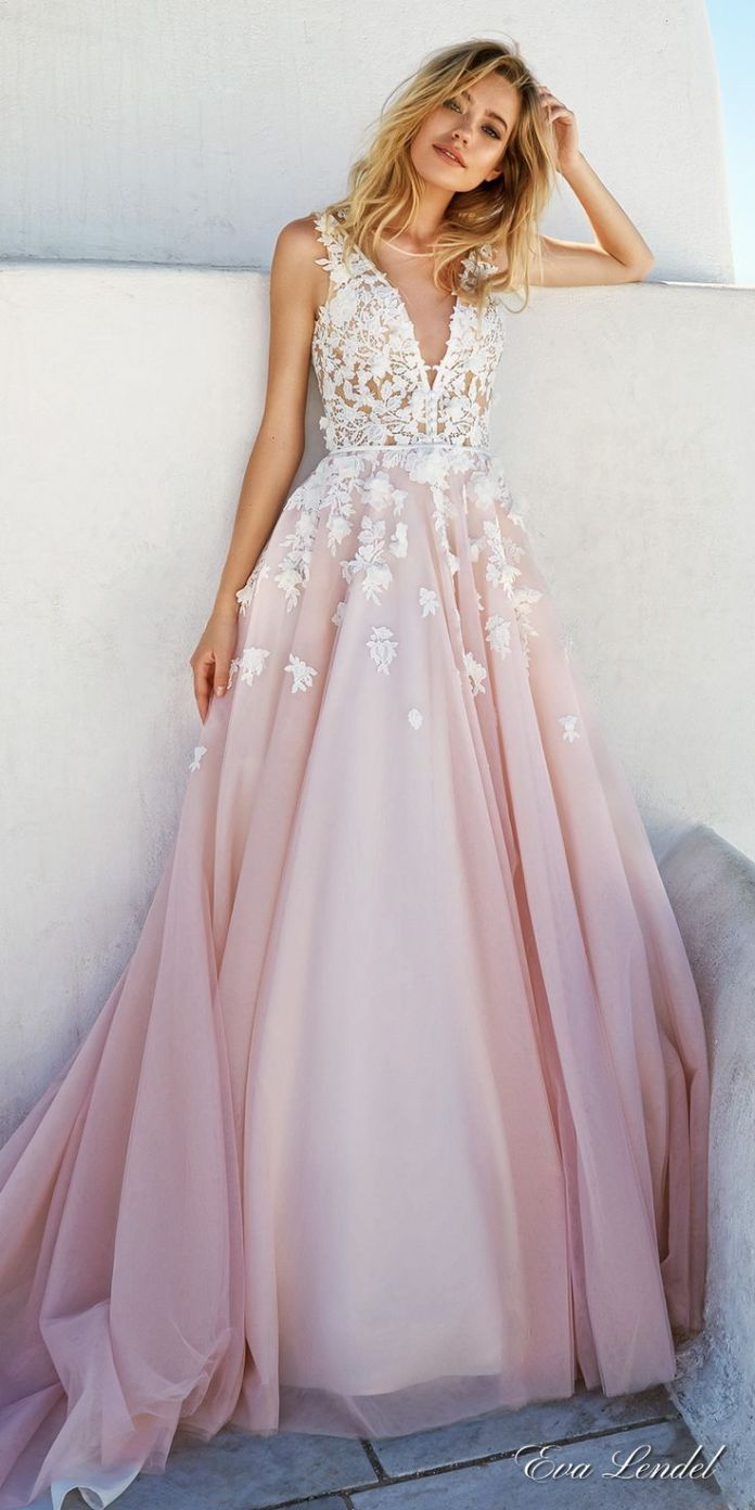 a4f84e0b0219dea5363b9a0c86326951--blush-color-wedding-dress-romantic-a-line-wedding-dress