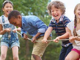 Brincadeiras de Crianças Divertidas