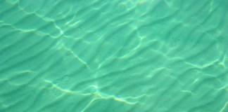 Fundo Verde Água