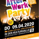 After Work Party 09.04.2020