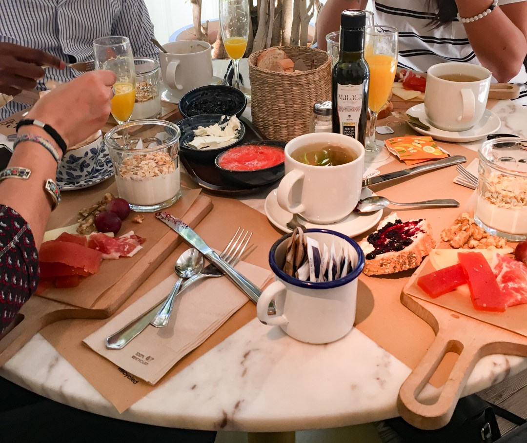 el imparcial - menu-brunch