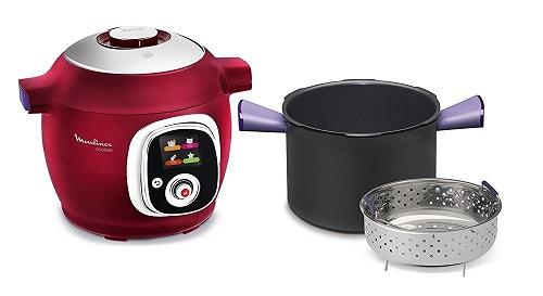 Choisir Moulinex CE701500 Cookeo Rouge multicuiseur intelligent