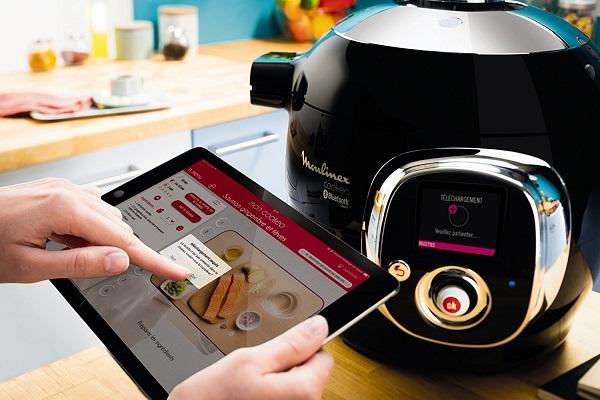 Recette Moulinex CE703800 multicuiseur intelligent Connecté Cookeo