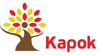 Kapok Logo and Name