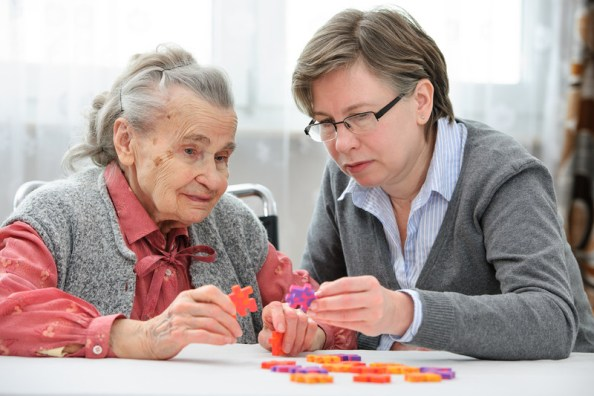 Finding Good Games for Dementia Sufferers