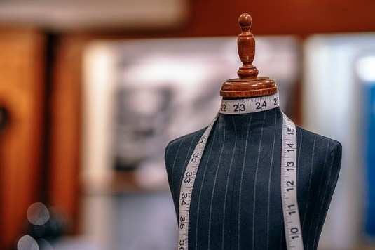 Being a tailor