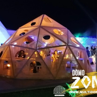Domo Zone Multidomos Cancún
