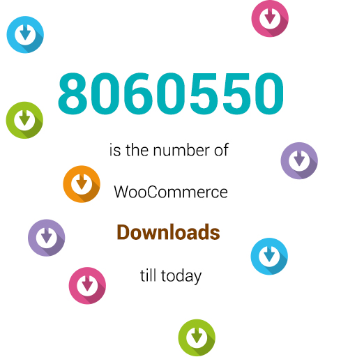 No of Woocommerce Download