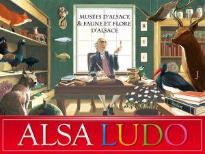 Alsa Ludo : Musées d'Alsace & Faune et flore d'Alsace
