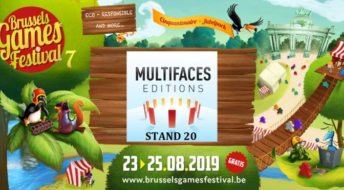 ANIMATION : BRUSSELS GAMES FESTIVAL