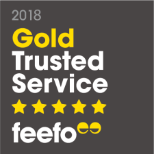 Feefo Gold Trusted Service Award Multi Gadget Insure iPhone 8 insurance