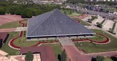 Antalya AKM -Cam Piramit Havadan Görüntüleme Videokopter