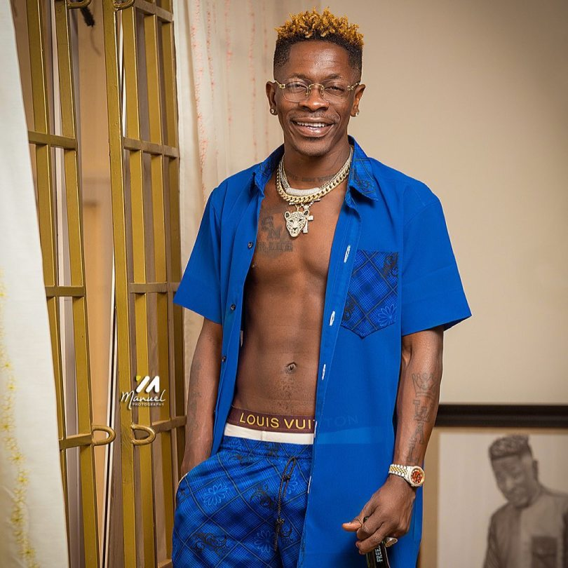 """Shatta Wale says """"Gift Of God (GOG)"""" will be His Retirement Album"""