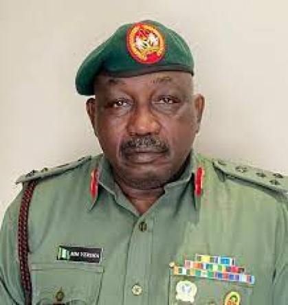 The spokesperson for the Nigerian Army, Major General Mohammed Yerima