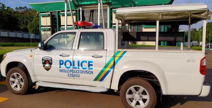 Governor Ugwuanyi Replaces Stolen Innoson Patrol Van
