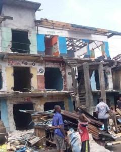 demolition Ikoku Spare parts market