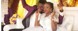 Segun Wealth Adebayo and Edel Idoga Adebayo's wedding photos