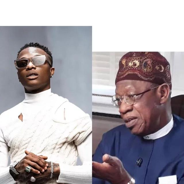 Wizkid Posted Minister of Information – See Reasons
