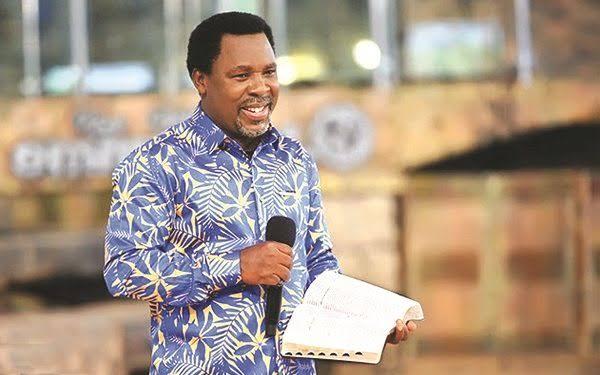 Synagogue Church Prophet TB Joshua Got A Successor