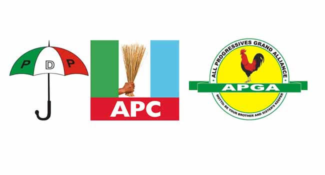 Candidates Fights Over Political Sit In Anambra State