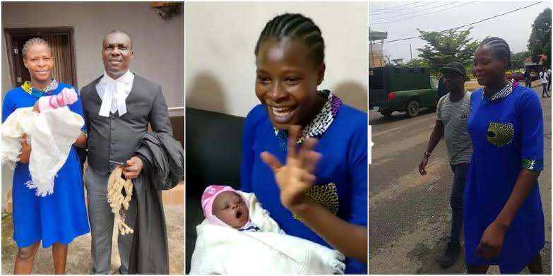 Nigerian Teenager Put To Birth In Prison