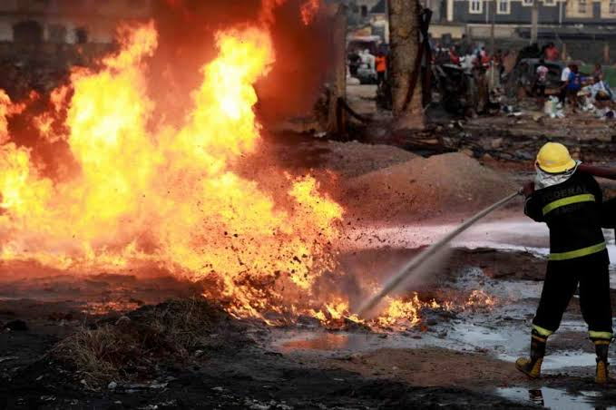 Death Rolls Over Gas Explosion In Lagos