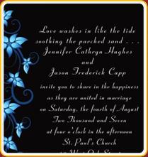 26 Wedding Invitations Cards Samples