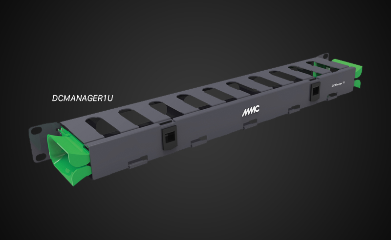 19'' manager optical panel