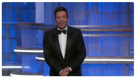 Jimmy Fallon Golden Globes Twitter