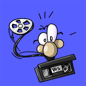 Video Kassetten überspielen