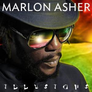 "Trinidadian Reggae Singer Marlon Asher Set to Release Album ""Illusions"""