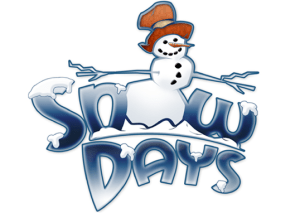 Snow Days Logo, for Free Realms