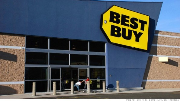 Best Buy Store in Maryland 3/30/07