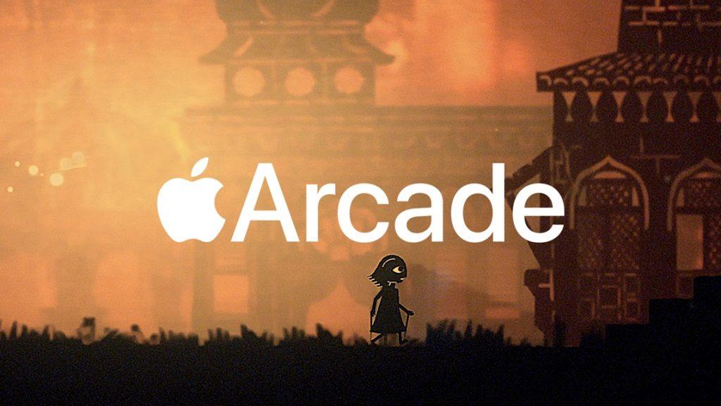 Apple oyun servisi