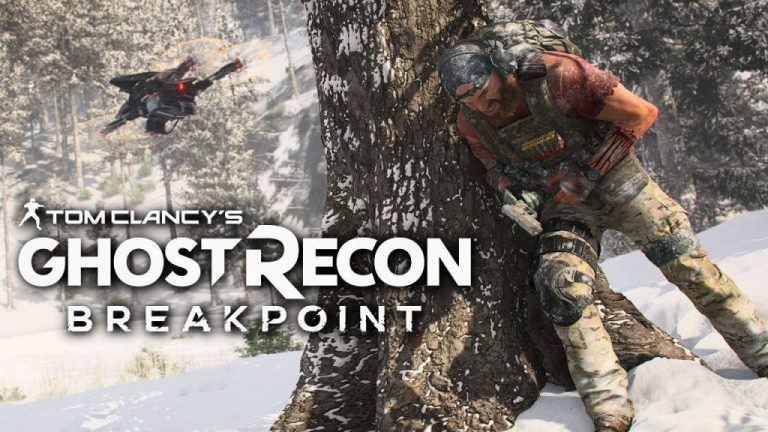 Tom Clancy's Ghost Racon Breakpoint