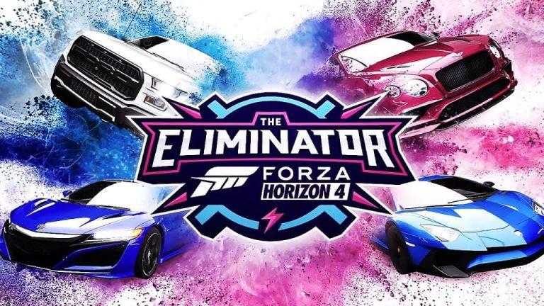 Forza Horizon 4 Battle Royale Modu