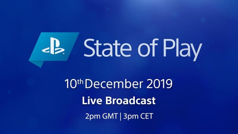 Sony Son State of Play Etkinliği
