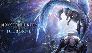 Monster Hunter World Iceborne DLC